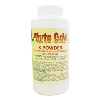 b-powder polvere vellutante pre e post epilazione