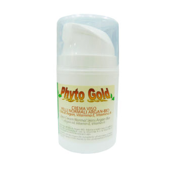 crema viso pelli normali argan-bio