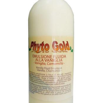 enulsione fluida alla vaniglia -camomilla