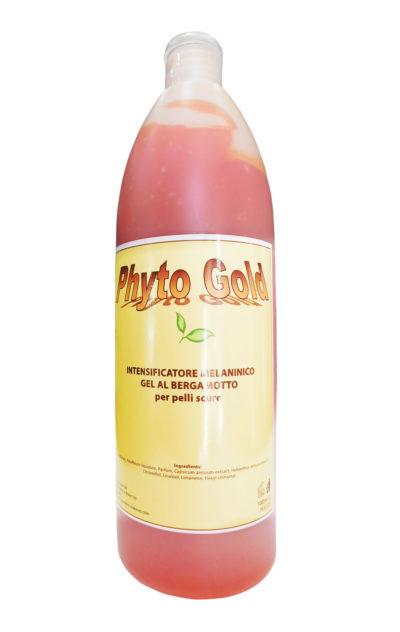 intensificatore melaninico gel al bergamotto per pelli scure 1000g