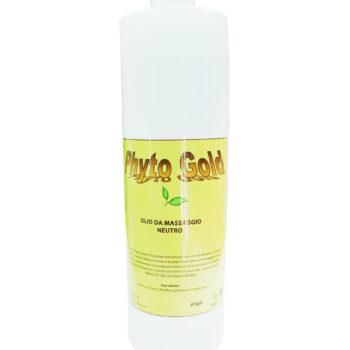 olio da massaggio neutro 1000g