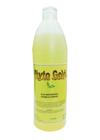 olio massaggio germe da grano 1000g