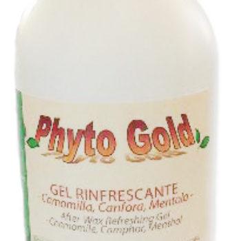 GEL RINFRESCANTE CAMOMILLA-CANFORA-MENTOLO 500 ML