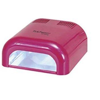 LAMPADA PER RICOSTRUZIONE PINK PASSION 36 WATT