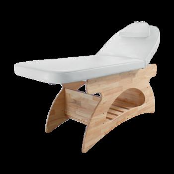 Lettino fisso in legno