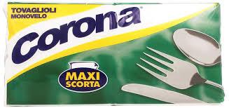 Tovaglioli Corona Maxi Scorta