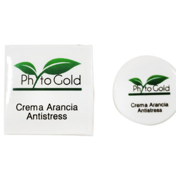 CREMA VISO ALL'ARANCIA PHYTO GOLD 5 ML