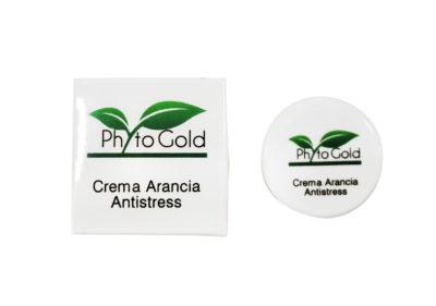CREMA VISO ALL'ARANCIA PHYTO GOLD 5 ML