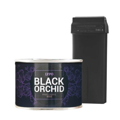 BLACK ORCHID Cera Liposolubile Titanium